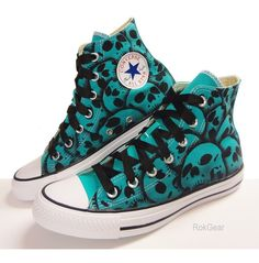 rebelsmarket_skull_converse_all_stars_blue_unique_hand_painted_skull_shoes_uni_sex_size_sneakers_6.jpg