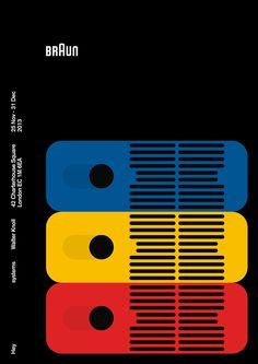 10 | 34 Posters Celebrate Braun Design In The 1960s | Co.Design | business + design