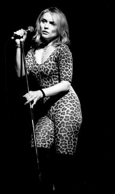 Debbie Harry, Brixton 1989