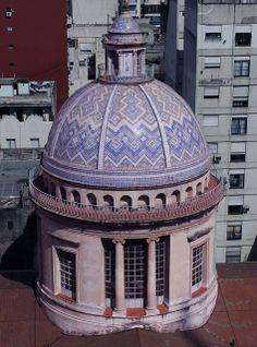 Cupula de Iglesia Nuestra Señora de Montserrat | Cúpulas de Buenos Aires