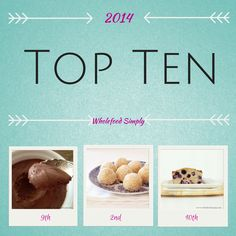 The Best of 2014 as chosen by YOU. I hope you all get a chance to try this year's favourites.
