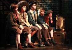 Oliver! At Curve - Pukaar News Review of Paul Kerryson's Production