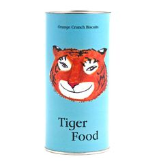 Looking for World Book Day costumes? Practically every household has a fondness for one of Judith Kerr's picture books, whether it's The Tiger Who Came to Tea or o… World Book Day Costumes, Book Week Costume, World Book Day Ideas, Story Sack, Cool Packaging, Brand Packaging, Tea Tins, 2nd Birthday Parties, Packaging
