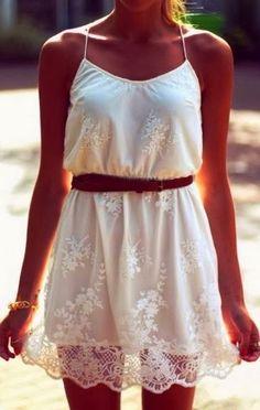 #wunderbar #weiblich #Kleid #Sommer