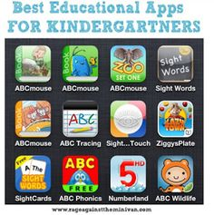 Literacy and Laughter - Celebrating Kindergarten children and the books they love: iPads in the Classroom