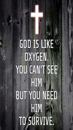 We need God to survive - www.she31network.com