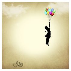 Balloon by Mark Ashkenazi Wall Art