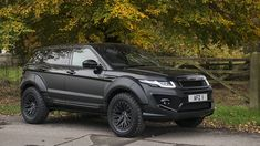 Time to Off-Road in the Kahn Design Range Rover Evoque X-Lander! Kahn Design Range Rover Evoque X-Lander Range Rover Evoque, Rr Evoque, Range Rover Jeep, Range Rover Off Road, Range Rover Black, Range Rover Sport, Range Rovers, Ranger, Kahn Design