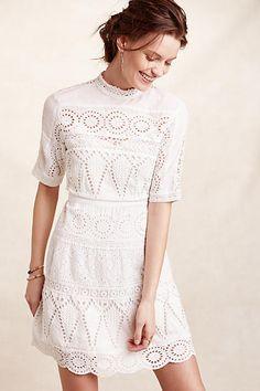 Juliet Eyelet Dress by Floreat $228.00