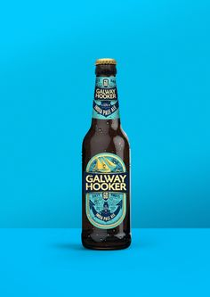 Galway Hooker 60 Knots — The Dieline - Branding & Packaging Design