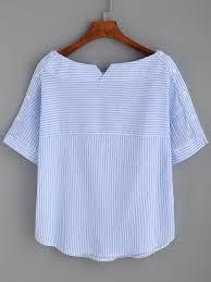 Resultado de imagen para como hacer blusa sencilla
