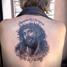 Le chanteur Renaud s'est fait tatouer le Christ - le Parisien