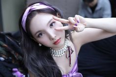 Twice-Nayeon MCount Down Back Stage Photo by Jeongyeon South Korean Girls, Korean Girl Groups, Twice Tzuyu, Twice Korean, Nayeon Twice, Im Nayeon, Dahyun, Extended Play, Feeling Special