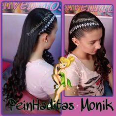 Resultado de imagen para peinados monik Little Girl Hairstyles, Cute Hairstyles, Braided Hairstyles, Church Hairstyles, Wacky Hair Days, Toddler Hair, Hair Hacks, Natural Hair Styles, Hair Makeup