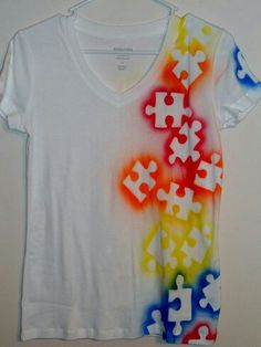 for Autism Awareness..