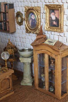 Harry Potter Inspired Dumbledore's Office от NightfallMiniatures