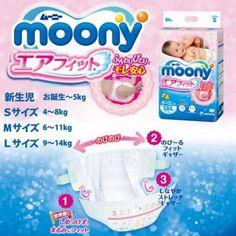Toàn Quốc - Bí kíp sử dụng bỉm Moony mùa hè không bị hăm cho bé