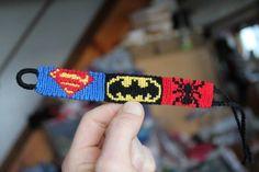 Added by hockeymegs Friendship bracelet pattern 3108
