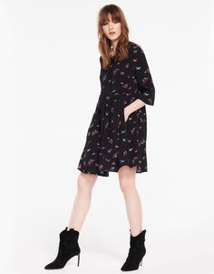 The BA&SH Bunkie dress | AMELIE