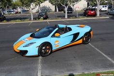 gulf livery corvettes images | The McLaren 12C is a fantastic engineering exercise. It is an flawless ...