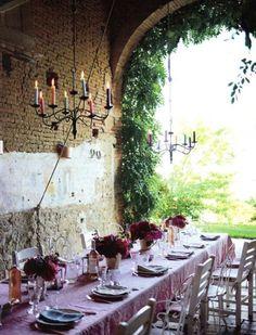 K. Irelands home via Verdigris Vie: French Farm
