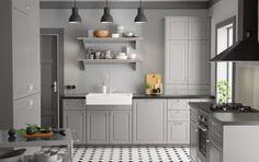 Eine traditionelle Küche fürs moderne Leben - IKEA