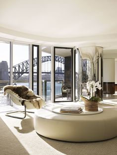 blainey north / sydney harbour apartment