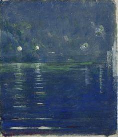 yama-bato:  Mikalojus Konstantinas Ciurlionis (1875-1911)  CREATION OF THE WORLD (V)