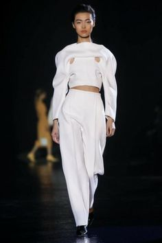 Mugler @ Paris Womenswear A/W 2013 - SHOWstudio - The Home of Fashion Film