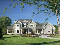 NeoClassical House Plan with 3524 Square Feet and 3 Bedrooms from Dream Home Source | House Plan Code DHSW66346