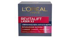 L'Oreal Revitalift Laser X3 éjszakai regeneráló krém 50ml - L'Oreal Paris (kozmetikumok) Loreal Revitalift, L'oréal Paris, Letter Board, 3, Lettering, Products, Cream, Drawing Letters, Gadget