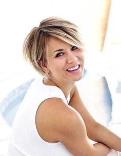 Layered Ombre Pixie Short Hairstyles 2017
