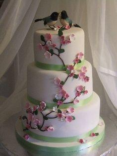 http://www.creative-theme-wedding-ideas.com/images/LTECCherryBlossomBirdCake.jpg