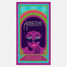 Aretha Franklin 3.5.12 now featured on Fab.
