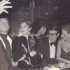 Yves St Laurent in Studio 54 after the Opium Launch in 1978.    http://www.pinterest.com/pin/4925880818221471/  http://www.pinterest.com/Kisseswalter/andy-warhol/