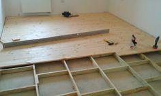 Jak udělat dřevěný rošt podlahy? | FAQ - časté otázky a odpovědi