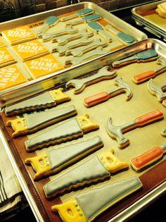 Home Depot cookies by Sam Opdenbosch