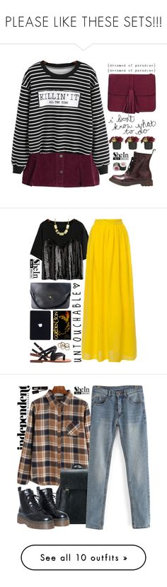 """PLEASE LIKE THESE SETS!!!"" by scarlett-morwenna ❤ liked on Polyvore featuring Superdry, DaBaGirl, vintage, Rachel Leigh, Topshop, Threshold, Wallflower, NARS Cosmetics, Wyatt and Zadig & Voltaire"