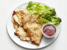 Get this all-star, easy-to-follow Monte Cristo Crepes recipe from Food Network Kitchen