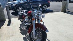 Used 2006 Harley-Davidson FLHR - Road King Motorcycles For Sale in North Carolina,NC. 2006 Harley-Davidson FLHR - Road King, ON SALE! SERVICED AND READY TO GO! COMES WITH DRIVING LIGHTS, ENGINE GUARDS, HARD SADDLE BAGS, VANCE AND HINES EXHAUST AND FUEL MAPPER!!! Call 252-492-8553 or come on by! As anyone who s ridden one will tell you, a Harley-Davidson® touring rig always makes the road good. This year, it makes the road even better. All models get a reduced-effort clutch, a 50-amp…
