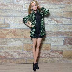 #Photoshoot da Style & Behavior MAIO 2017  #Barbiestyle #BarbieCollector #Dolls #BarbieFashionista #BarbieGram #BarbieDoll #Moda #DollCollector #LookDoDia #fashionista #selfie #feitoamao #handmade #LookDoDia