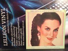 The Crystal Gayle Singles Album LP Vinyl Record UAG30287 Pop 70's Music:Records:Albums/ LPs:Pop:1970s