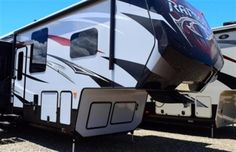 CHARLES's new 2016 KEYSTONE RAPTOR! Congratulations and best wishes from Affinity RV and Rob Rolland.
