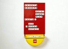 LEGO DUPLO® Wandspielzeug für Wartezimmer
