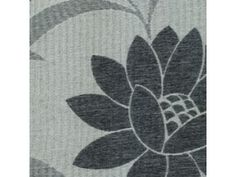 Dahlia Charcoal Roller Blind - it's bold and sophisticated with a feminine touch