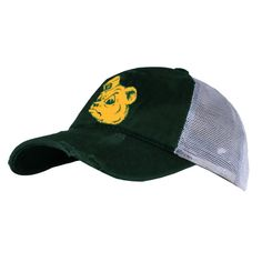 Sailor Bear trucker hat -- part of an entire #SailorBear line at the #Baylor Bookstore!