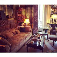 Appartment Coco Chanel  31 rue Cambon Paris Appartement Beige