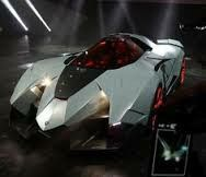 The Lamborghini Egoista   The Maddest Bull Ever! Hit The Pic To See This  Crazy Lambo From Inside!