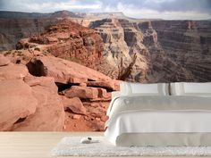 Grand Canyon West area, USA Wall Mural