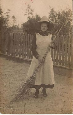 Country witch.